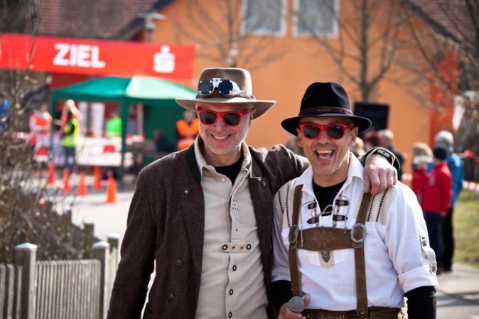 Rudi Obermeier und Stephan Irrgang moderieren den Pfreimdtaltrail 2018
